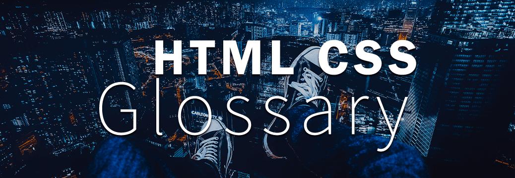 HTML CSS 辞典